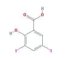 3-5 – Di Iodosalicylic Acid