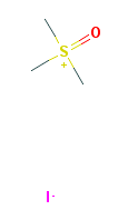 Tri Methyl Sulphoxonium Iodide